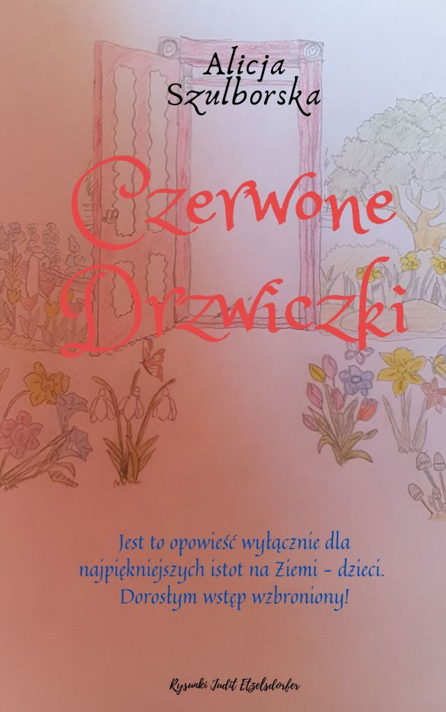 Czerwone Drzwiczki Ala Szulborska
